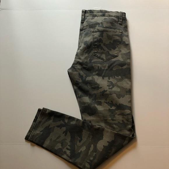 Windsor Denim - Windsor Camouflage Jean